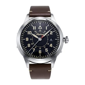 Alpina Startimer Pilot Heritage Auto Limited Edition Watch - Product number 1196146