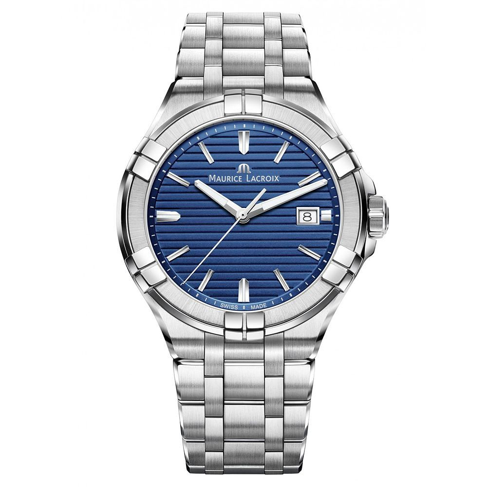 Maurice Lacroix Aikon Date Stainless Steel Bracelet Watch - Product number 1198335