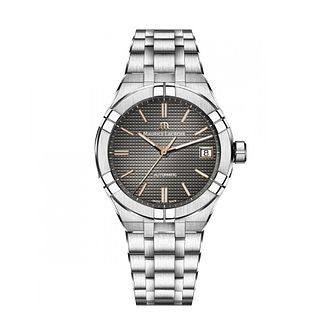 Maurice Lacroix Aikon Men's Stainless Steel Bracelet Watch - Product number 1198378
