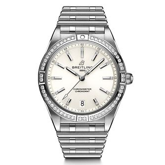 Breitling Chronomat Auto 36 Stainless Steel Bracelet Watch - Product number 1199676
