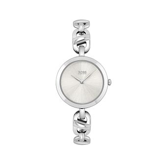 BOSS Chain Ladies' Stainless Steel Bracelet Watch - Product number 1201778