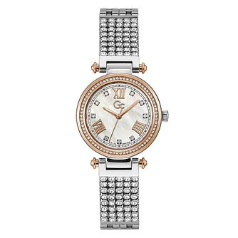 Gc PrimeChic Ladies' Two Tone Bracelet Watch - Product number 1202839