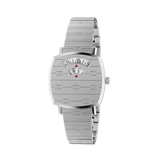 Gucci Grip Unisex Stainless Steel Bracelet Watch - Product number 1203223