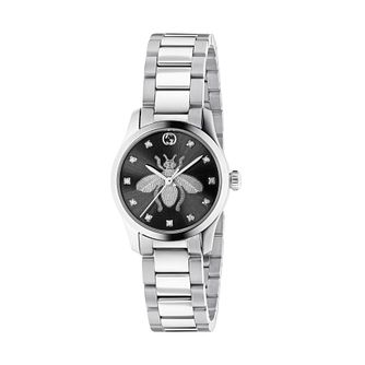 Gucci G-Timeless Iconic Diamond Stainless Steel Watch - Product number 1203258