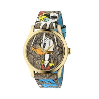Gucci x Disney Donald Duck G-Timeless Contemporary Watch - Product number 1203266
