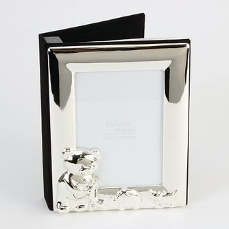 "Twinkle silver-plated 4"" x 6"" photo album - Product number 1212109"