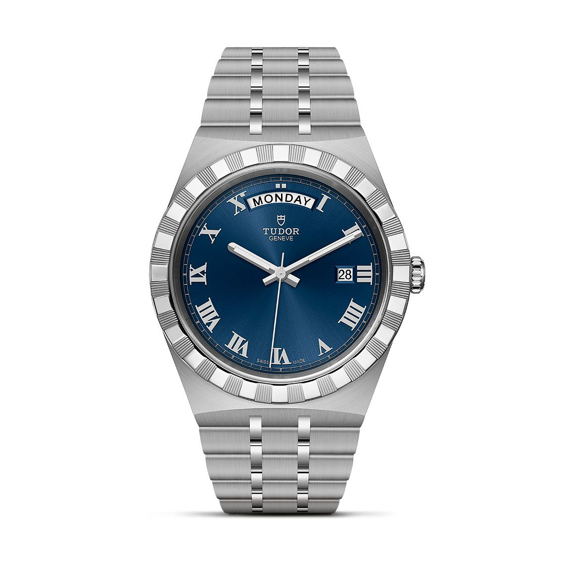 Tudor Royal 41 Men's Stainless Steel Bracelet Watch - Product number 1250043
