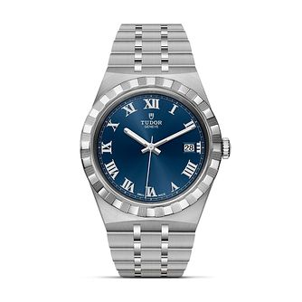 Tudor Royal 38 Men's Stainless Steel Bracelet Watch - Product number 1250078