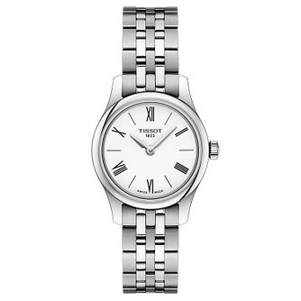 Tissot Tradition Ladies' Stainless Steel Bracelet Watch - Product number 1250817