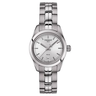 Tissot PR 100 Ladies' Stainless Steel Bracelet Watch - Product number 1250868