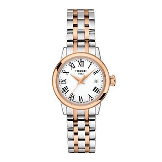 Tissot Classic Dream Ladies' Two Tone Bracelet Watch - Product number 1250973