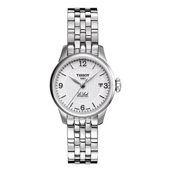 Tissot Le Locle Ladies' Stainless Steel Bracelet Watch - Product number 1251023