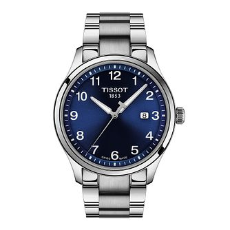 Tissot Gent XL Classic Men's Stainless Steel Bracelet Watch - Product number 1251414
