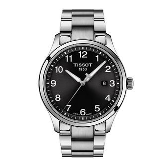 Tissot Gent XL Classic Men's Stainless Steel Bracelet Watch - Product number 1251422