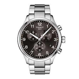 Tissot Chrono XL Men's Stainless Steel Bracelet Watch - Product number 1251449