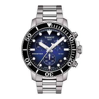 Tissot Seastar 1000 Chronograph Men's Steel Bracelet Watch - Product number 1251597