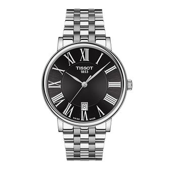 Tissot Carson Men's Stainless Steel Bracelet Watch - Product number 1251694