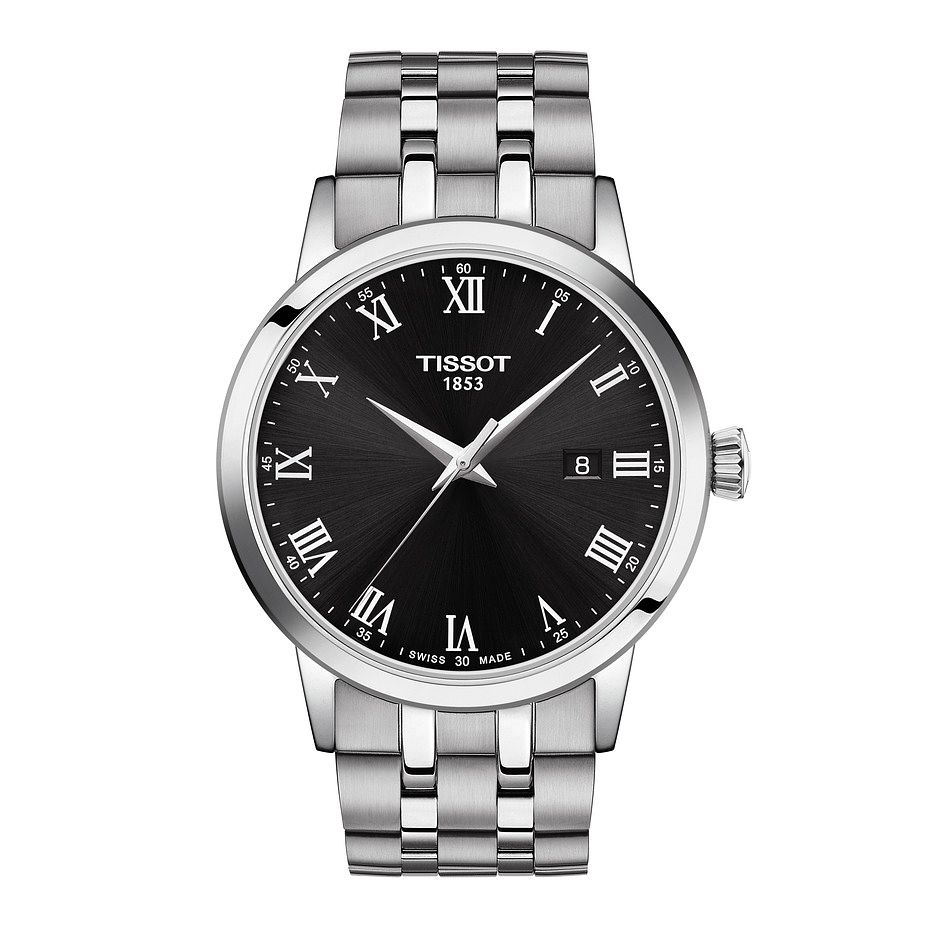 Tissot Classic Dream Men's Stainless Steel Bracelet Watch - Product number 1251864