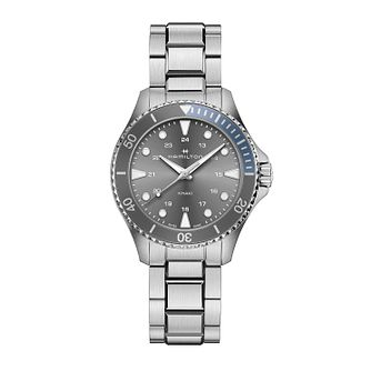 Hamilton Khaki Navy Scuba Quartz Bracelet Watch - Product number 1251953