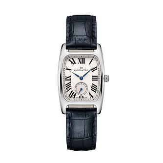 Hamilton American Classic Boulton Small Second Strap Watch - Product number 1251996