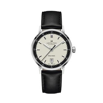Hamilton American Classic Intra-Matic Automatic Strap Watch - Product number 1252178