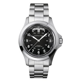 Hamilton Khaki Field King Automatic Bracelet Watch - Product number 1252259