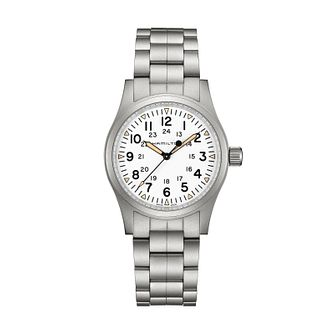 Hamilton Khaki Field Mechanical Bracelet Watch - Product number 1252321