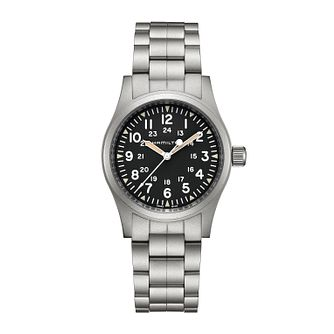Hamilton Khaki Field Mechanical Bracelet Watch - Product number 1252348
