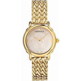 Versace Pin Stainless Steel Bracelet Watch - Product number 1255622