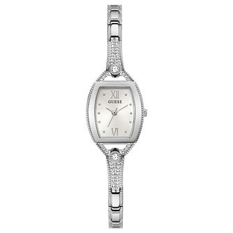 Guess Bella Ladies' Stainless Steel Bangle Watch - Product number 1266209