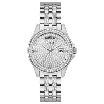 Guess Comet Ladies' Stainless Steel Bracelet Watch - Product number 1266403