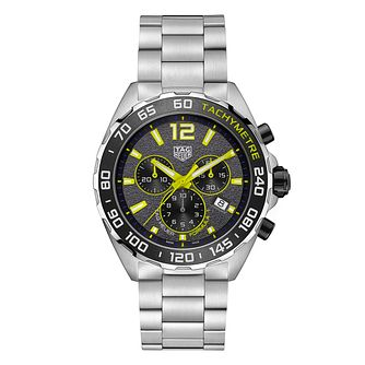 TAG Heuer Formula 1 Men's Stainless Steel Bracelet Watch - Product number 1266926