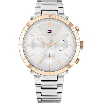 Tommy Hilfiger Emery Ladies' Two Tone Bracelet Watch - Product number 1267841
