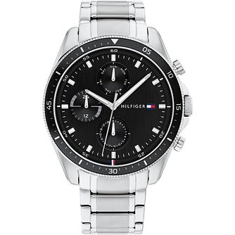 Tommy Hilfiger Parker Men's Stainless Steel Bracelet Watch - Product number 1267906