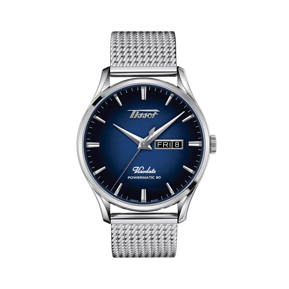 Tissot Heritage Visodate Men's Stainless Steel Watch - Product number 1268376