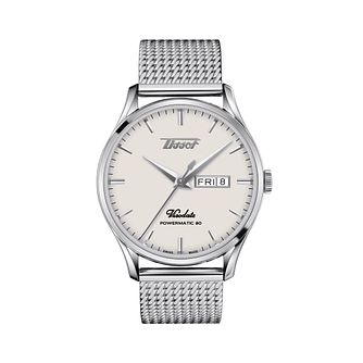 Tissot Heritage Visodate Men's Stainless Steel Watch - Product number 1268384