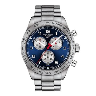 Tissot PRS 516 Chronograph Men's Stainless Steel Watch - Product number 1268635