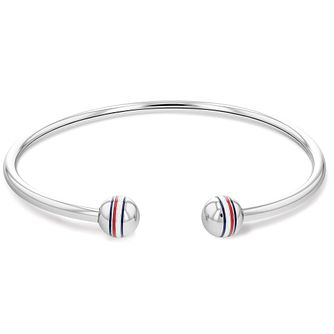 Tommy Hilfiger Stainless Steel Orb Bangle - Product number 1269089