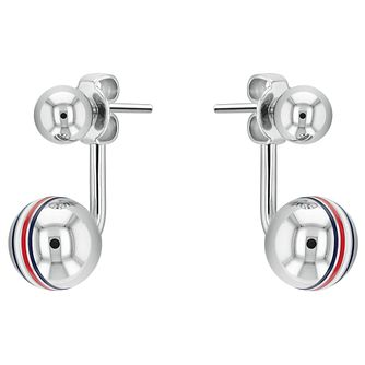 Tommy Hilfiger Stainless Steel Orb Stud Earrings - Product number 1269100