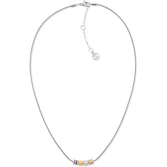 Tommy Hilfiger Ladies' Tri-Colour Bead Necklace - Product number 1269143
