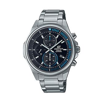 Casio Edifice Chrono Men's Stainless Steel Bracelet Watch - Product number 1270400