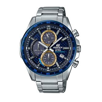 Casio Edifice Chrono Men's Stainless Steel Bracelet Watch - Product number 1270427