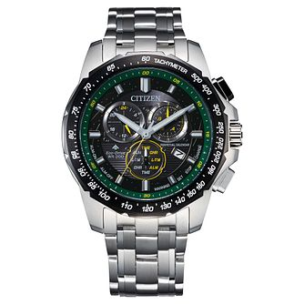 Citizen Promamster MX Men's Stainless Steel Bracelet Watch - Product number 1270583