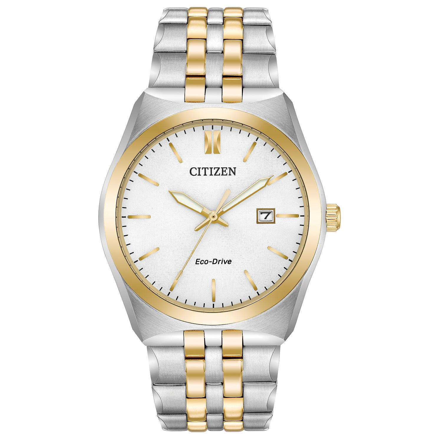 Citizen Eco-Drive Men's Two Tone Bracelet Watch - Product number 1270613