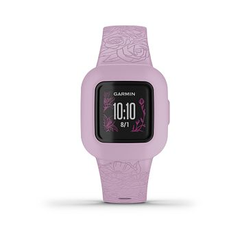 Garmin Vivofit Jr.3 Purple Floral Activity Tracker - Product number 1272586