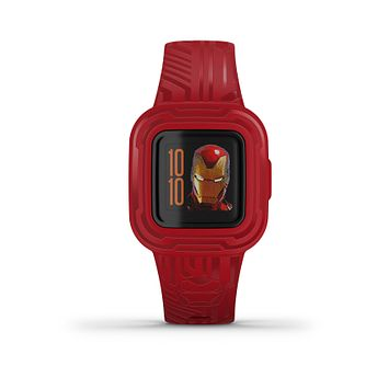 Garmin Vivofit Jr.3 Marvel Iron Man Red Activity Tracker - Product number 1272608