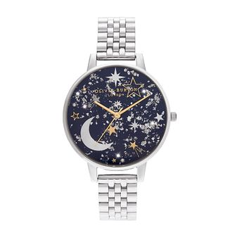 Olivia Burton Celestial Stainless Steel Bracelet Watch - Product number 1273787