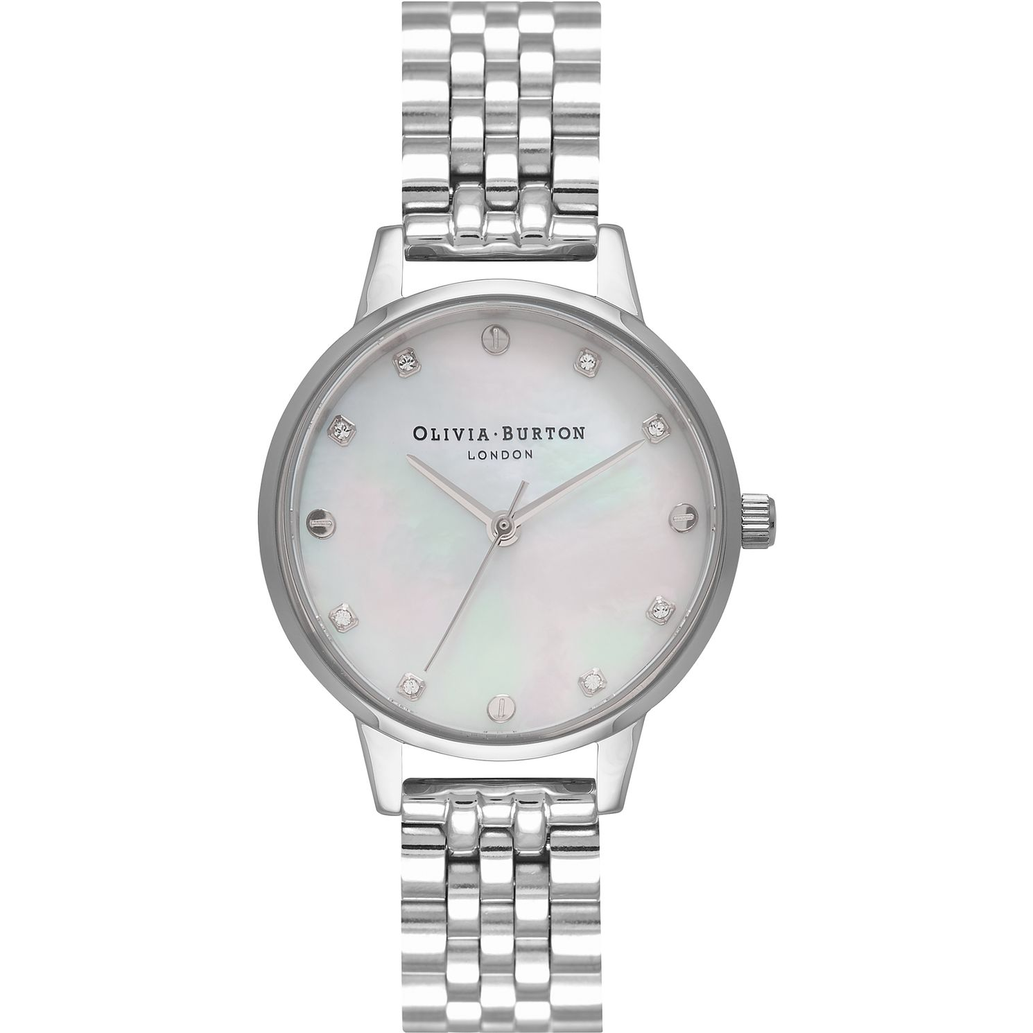 Olivia Burton Midi Classic Ladies' Stainless Steel Watch - Product number 1273892