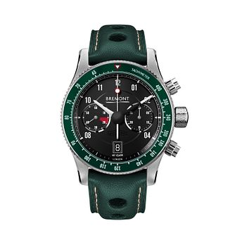 Bremont E-Type 60th Anniversary Limited Edition Green Watch - Product number 1275771
