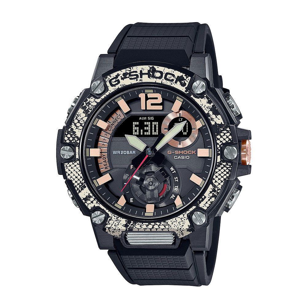 Casio G-Shock Wildlife Promising African Rock Python Watch - Product number 1281186